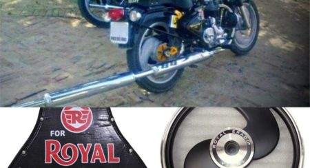 Five After market Accessories We'd Hate To See On The Royal Enfield Interceptor 650