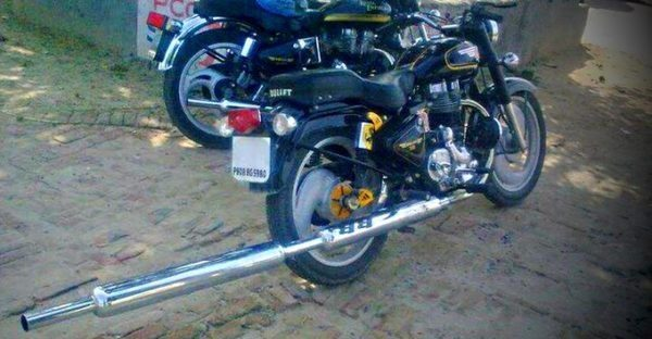 Royal Enfield Accrssories (2)