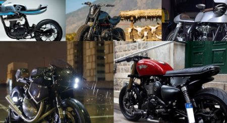 Modified Royal Enfield: 5 Stunning Examples From Across The World