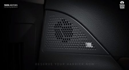 Teasers Reveal New Details Inside The Tata Harrier's Cabin
