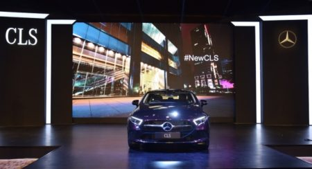 The new Mercedes-Benz CLS (1)