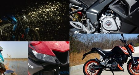 Top 5 140 KPH Motorcycles