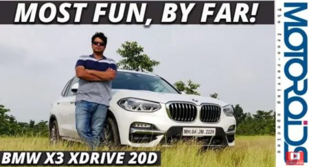 BMW X3 Review featured