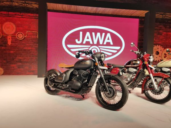 Video Walkaround Of The New Jawa Perak To Be Launched
