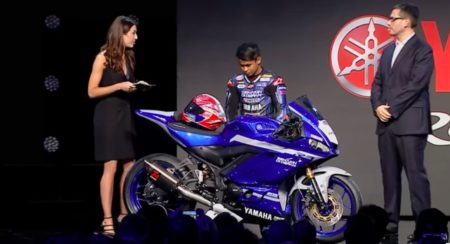 Yamaha Unveils a Track Focused Version of the R3, Called the R3 GYTR