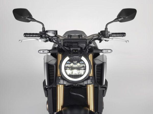 honda cb650r front headlight