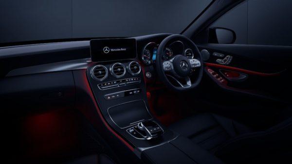 2018 Mercedes C Class Interiors
