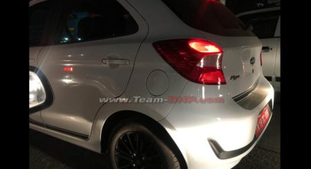 SPIED: Ford Figo Facelift, to Be Launched in Early 2019