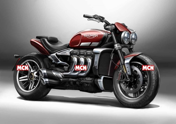 Say Hello To The New Triumph Rocket Iii To Be Launched In 2019 Motoroids