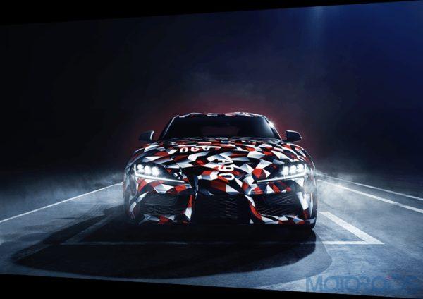 2020 Toyota Gazoo Racing Supra