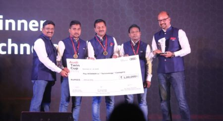 33 Audi India Dealers Slug It Out At The Twin Cup 2018, Audi Bhubaneshwar & Kolkata Emerge Winners