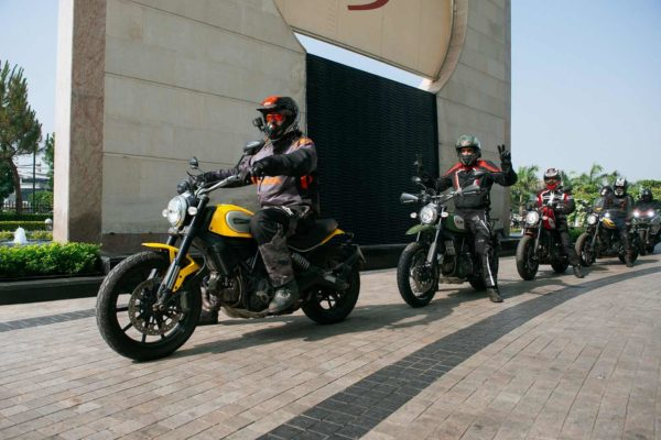 Ducati Tour Of Rajasthan 2019 (1)