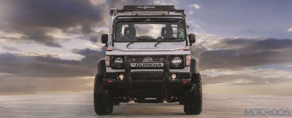 Force Gurkha Xtrreme