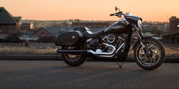 Harley Sportglide (1)
