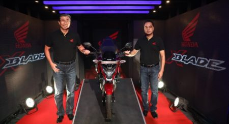 Honda X-Blade ABS launched
