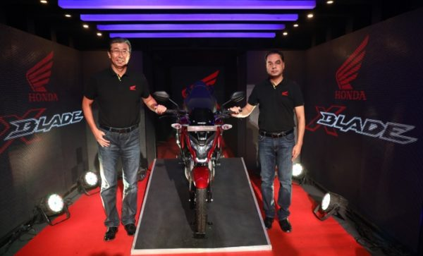 Honda X Blade ABS launched