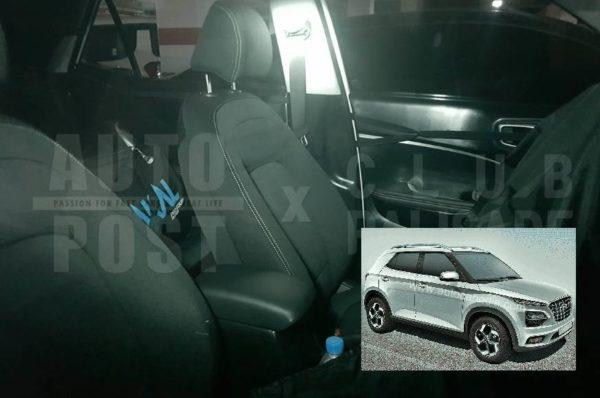 Hyundai QXi interior