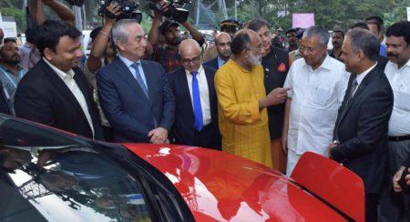 Nissan's First Ever Global Digital Hub Inaugurated in Kerala