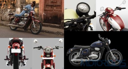 Jawa Dealerships To Accept Bookings And Offer Test Rides Starting December 15th, 2018