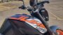 KTM Duke 125 review tank