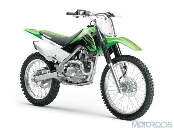 Kawasaki KLX140G India (2)