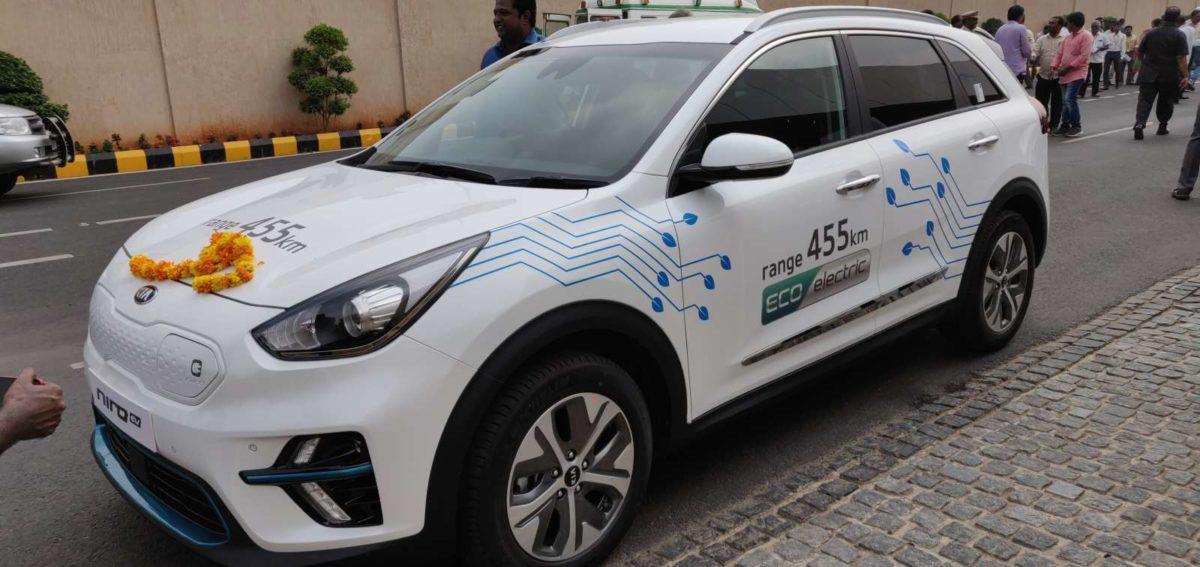 Kia Niro EV India