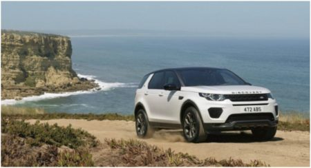 MY 2019 Discovery Sport