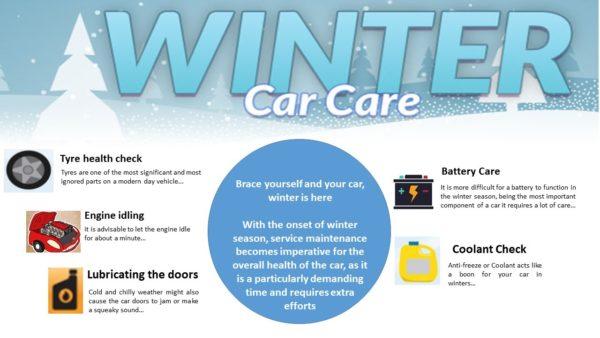 Maruti Suzuki Winter Care tips