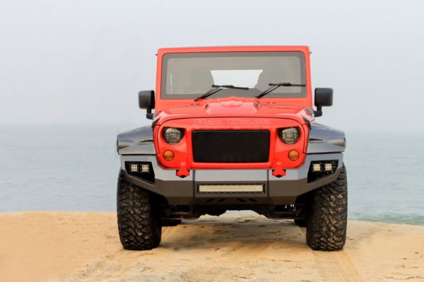 Modified Thar By Pro Color Body Shop