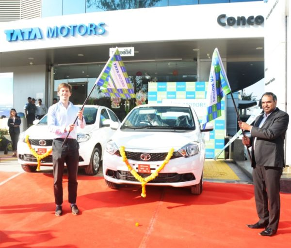 Mr. Greg Moran, Co Founder and CEO, Zoomcar and Mr. Shailesh Chandra, Pr… (1)