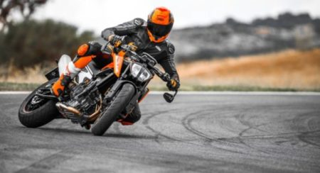 Unofficial Bookings And The KTM 790 Duke
