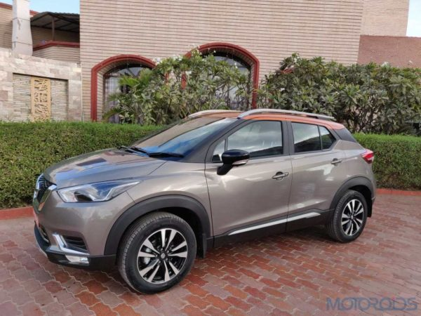 New Nissan Kicks India