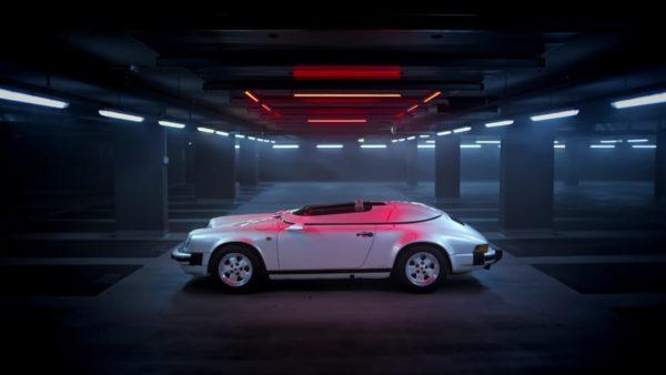 Porsche 911 3.2 Speedster prototype