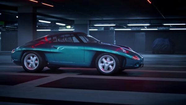 Porsche PanAmericana prototype