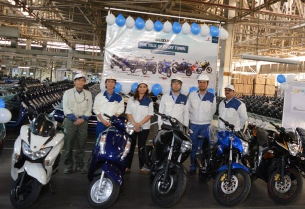 SMIPL rolls out 4 millionth vehicle (2)