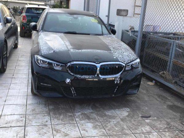 Seventh gen BMW 3 Series INdia