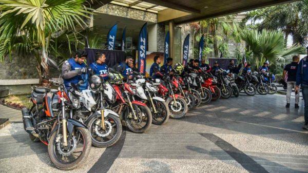 TVS Apache Owners Group Ride To Bhutan (2)