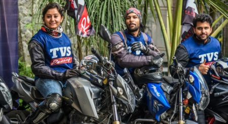 TVS Apache Owners Group Ride To Bhutan (3)