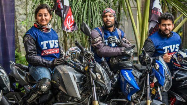 TVS Apache Owners Group Ride To Bhutan (3)