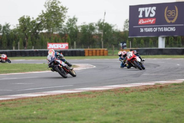 TVS Racing and Jagan Kumar wins Indian National Motorcycle Racing Championship for the 7th consecutive time (2)