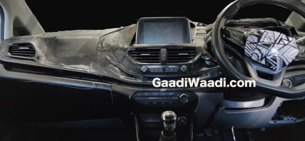 Tata 45X Interior Leaked zoom out