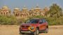Tata Harrier front left three quarters(9)