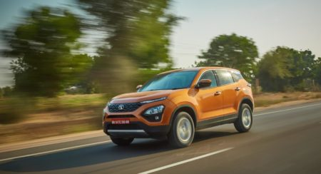 All-New Tata Harrier: Official Images, Specs, Features, Details And More