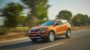 Tata Harrier front three quarters (3)