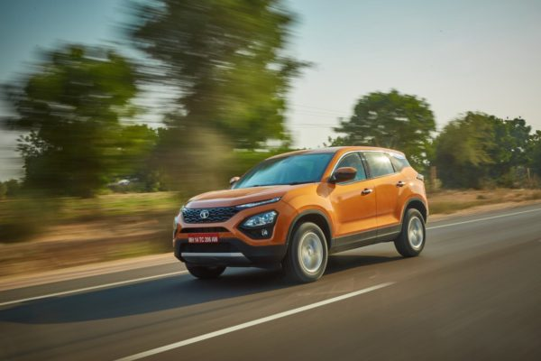 Tata Harrier motion shot(8)