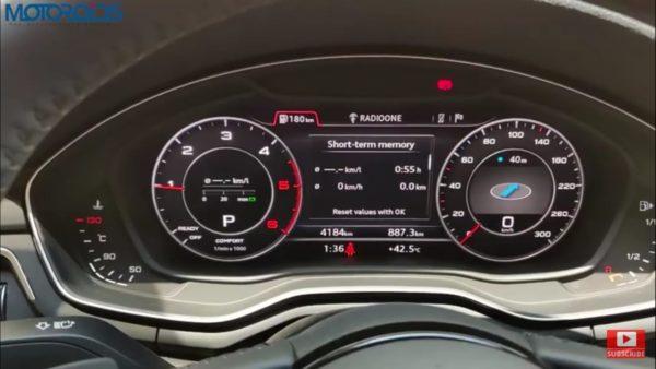 Audi A5 review virtual cockpit