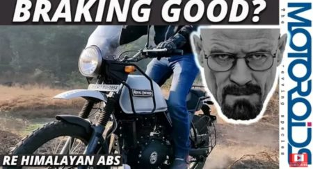 VIDEO: Royal Enfield Himalayan ABS Review, Have the Brakes Improved?