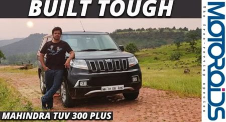 Mahindra TUV 300 Plus review featured