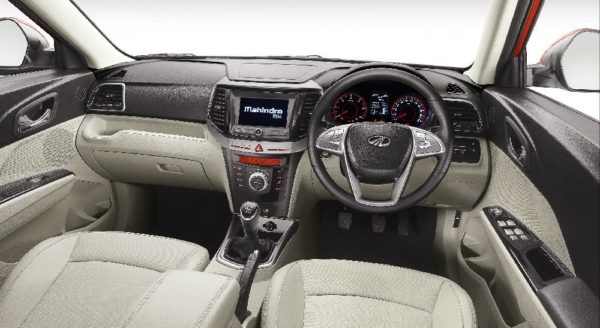 XUV300 – Interiors (1)