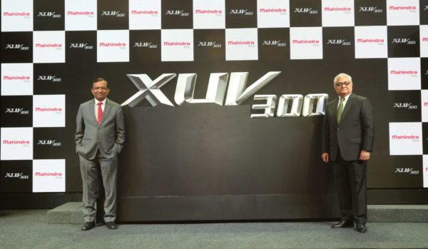 XUV300 Name Reveal – Picture
